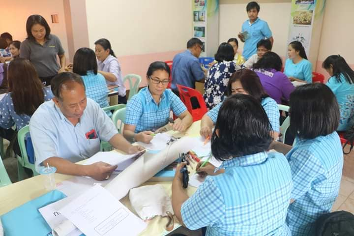 โครงการพัฒนาบุคลากรเรื่องการสร้างชุมชนแห่งการเรียนรู้ทางวิชาชีพ PLC เพื่อยกระดับการเรียนรู้ของผู้เรียน  ประจำปีงบประมาณ 2562 ระยะที่ 2 ครั้งที่ 2
