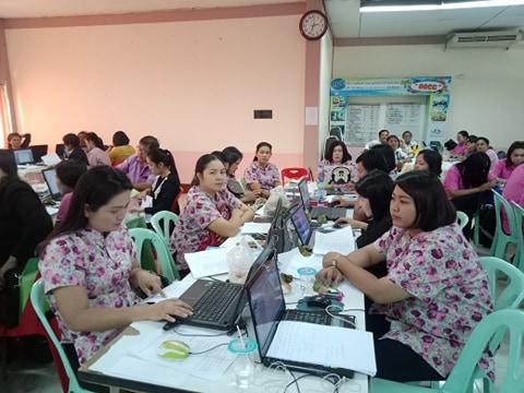 กศน.อำเภอลานกระบือ เข้าร่วมการจัดทำแผนการจัดกระบวนการเรียนรู้ กศน. หลักสูตรการศึกษานอกระบบระบบระดับการศึกษาขั้นพื้นฐานพุทธศักราช 2551